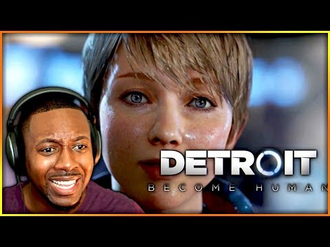 Detroit: Become Human [Evil Playthrough] - 100% Success - How To Save Emma With A Gun
