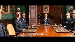 Kingsman: Salainen palvelu (Kingsman: The secret service) -elokuvan virallinen traileri