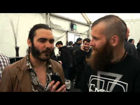 Crobot Download Festival Interview 2015
