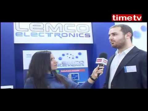 Λεμπιδάκης Κωνσταντίνος, Lemco Electronics