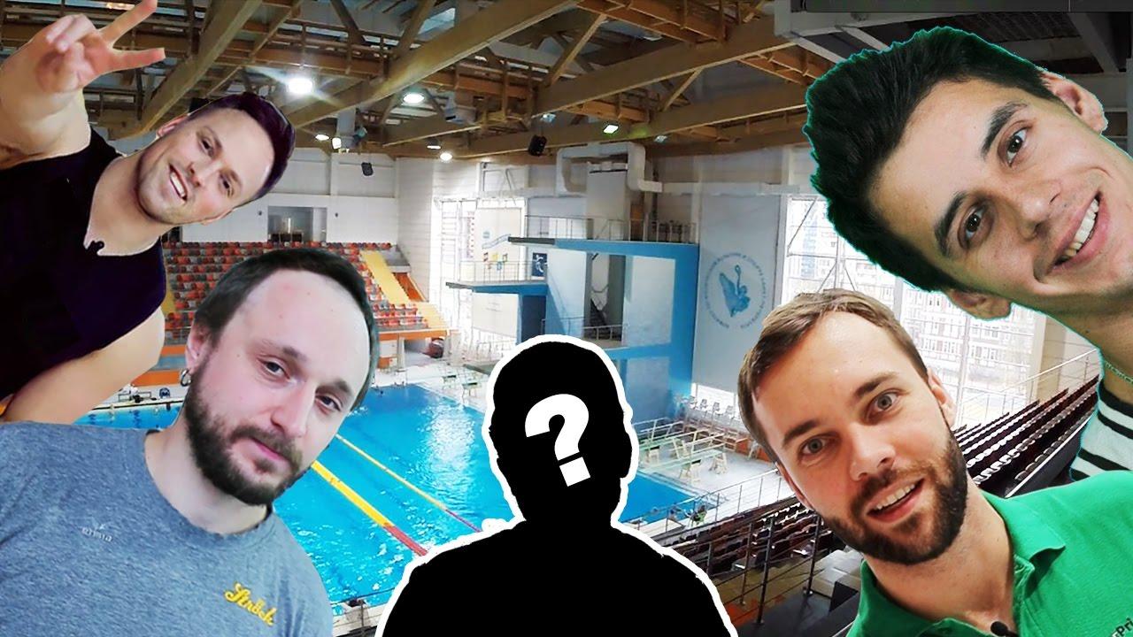 Вышка 10 метров + ШОУ Бабешкин Старый Столяров Гордей - Первенство России по прыжкам в воду 2017