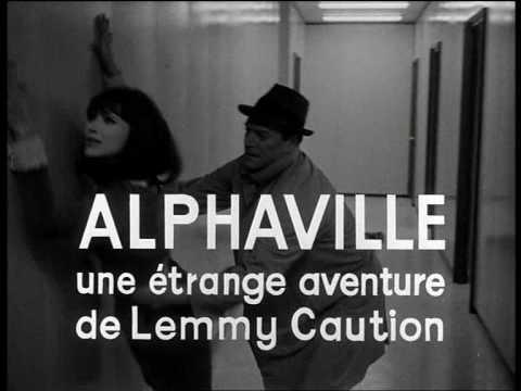 Alphaville (1965) Trailer (Alphaville, une étrange aventure de Lemmy Caution )