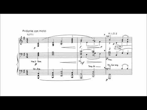 "Ralph Vaughan Williams - ""49th Parallel"" theme song (audio + sheet music)"
