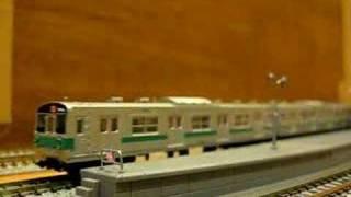 Nゲージ 常磐緩行線 北小金駅