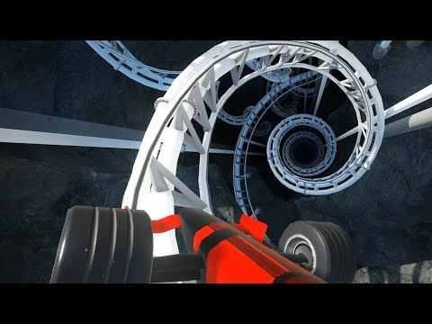 Building a Roller Coaster That Goes To Hell in Planet Coaster Mp3