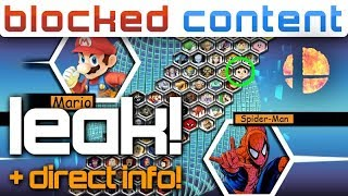Marvel VS Capcom Sequel LEAKED - NINTENDO VS Capcom?! + Sabi Nintendo Direct Info! - LEAK SPEAK!