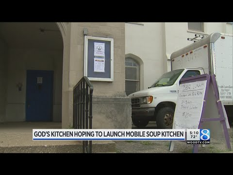 Kzoo charity serves up meals to fund mobile soup kitchen