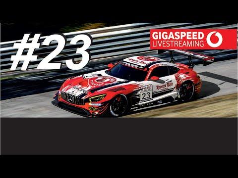 #23 Rooster Rojo J2R GetSpeed VLN8 - Rennen