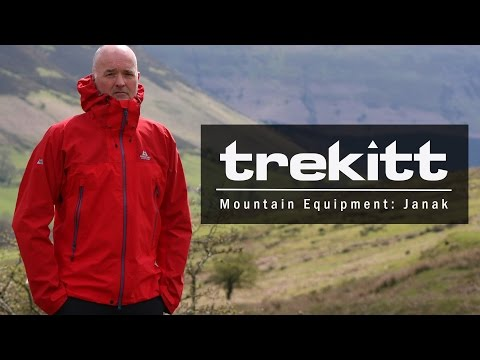 Inside Look: Mountain Equipment Janak Jacket