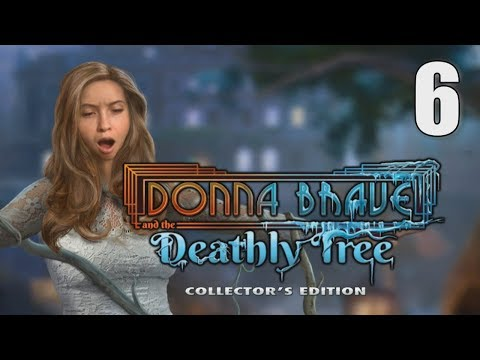 Donna Brave 2: And The Deathly Tree CE [06] Let's Play Walkthrough - Part 6