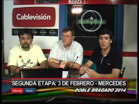 ESTACION DEPORTIVA TV - Doble Bragado 2014 - Programa 2 - 02/02/2014