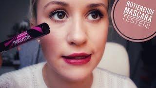 ROTIERENDE MASCARA IM TEST! Was kann sie im Vergleich zur normalen Wimperntusche? 😊    MyLifeAsNina