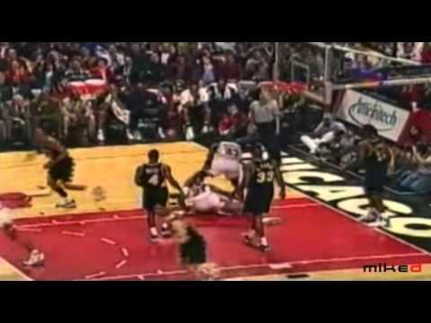 Michael Jordan: Epic Fury! (raw And Rare Clips)