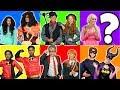 DISNEY PRINCESS HALLOWEEN PARTY. (Moana, Jasmine, Belle, Maleficent, Elsa and Anna) Totally TV