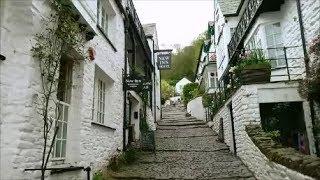 Clovelly: A Walk Around The Village, North Devon, UK (Part 3)