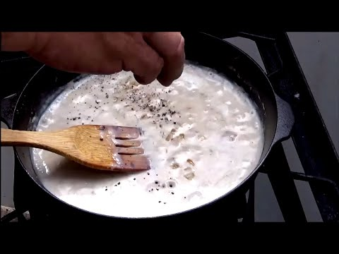 How to Make Southern Style Gravy – Old Time Recipe