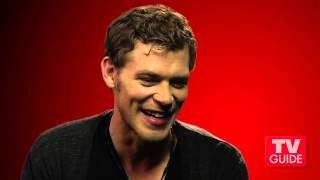 The Vampire Diaries' Joseph Morgan critiques fan art