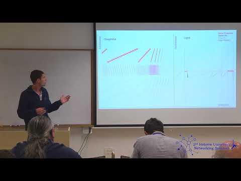2nd HebrewU Networking Summer - Alon Amid, Berkeley - Designing a RISC-V Graph Processor