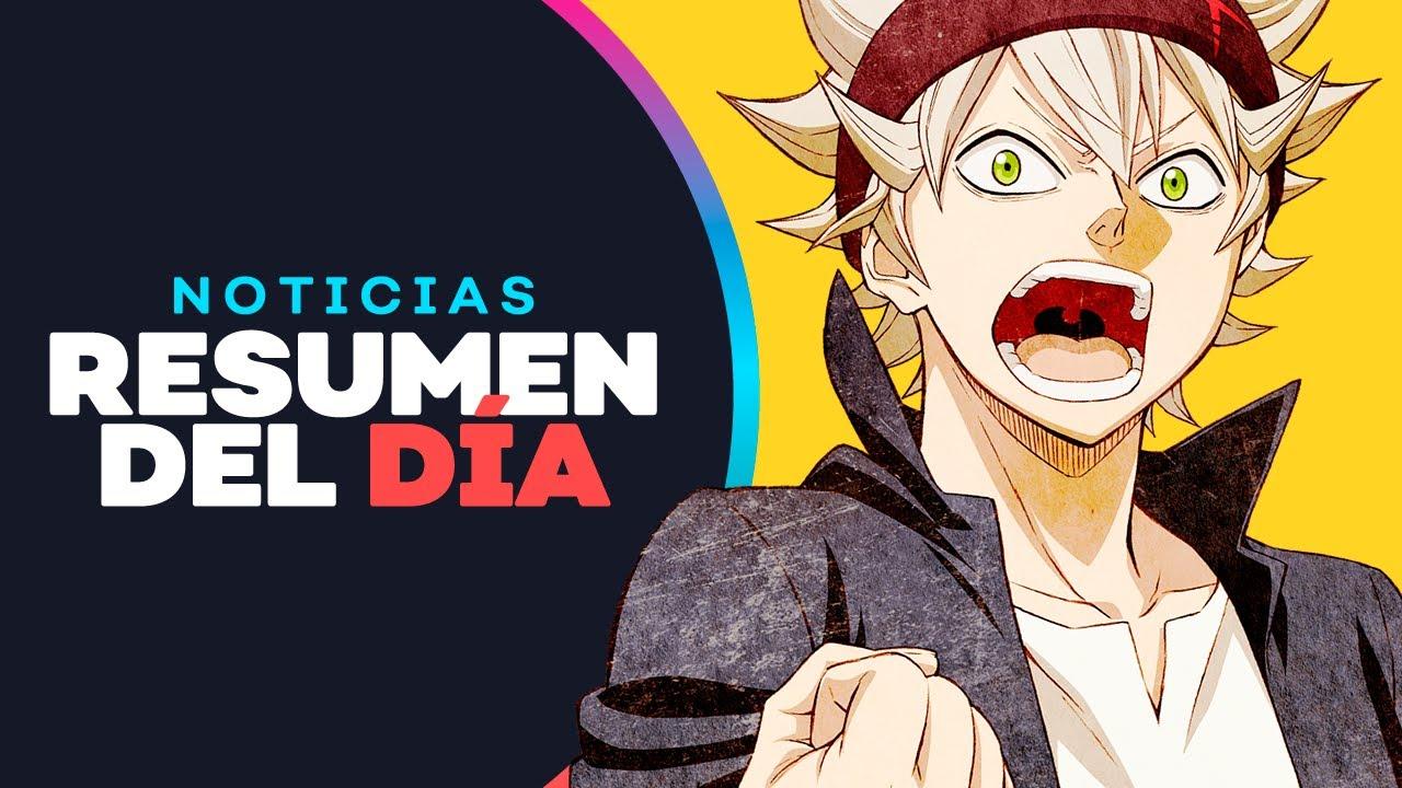 Nuevo Opening de Black Clover, El Anime Kuma Kuma Kuma Bear Revela un Nuevo Visual y más - Noticias