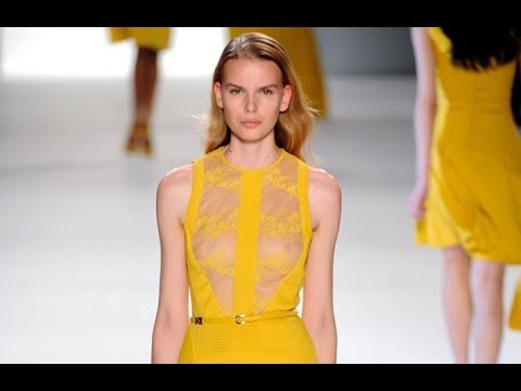ELIE SAAB Spring Summer 2012 Paris - Fashion Channel