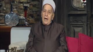 المسلمون يتساءلون - د/محمود عاشور يوضح ما نص عليه الرسول بشأن