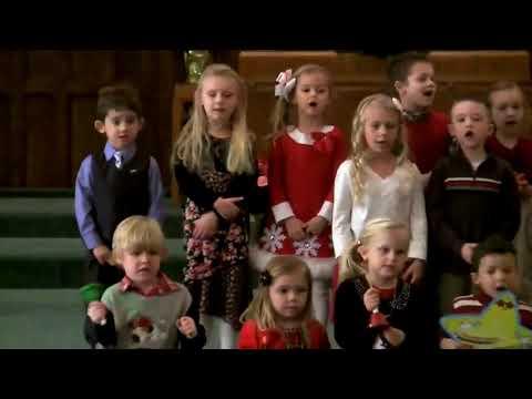 Grace Church Preschool Christmas Concert [12-18-13]