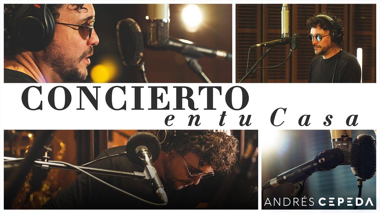 Download Concierto En Tu Casa - Andrés Cepeda