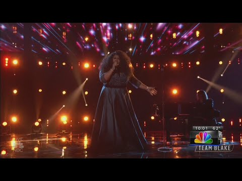 Local woman's journey to The Voice started in Topeka church