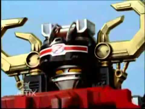 Power Rangers Operation Overdrive Zords 1 of 3