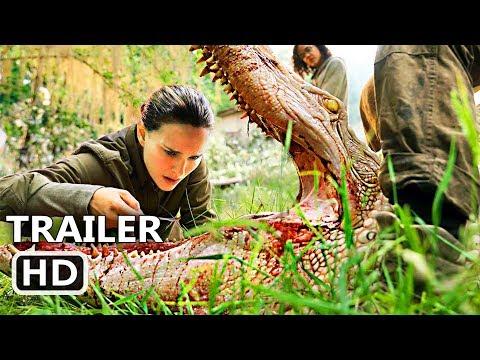ANNIHILATION Trailer (2018) Natalie Portman Sci-Fi Movie HD