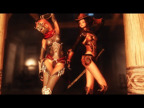 Skyrim Mods - Week 145 - Amalia and The Body Replacement Technique