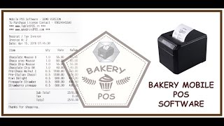 Pos point of sale app, is now tailor made to work with the android tablets. bakery software works for segments like cafe's, pizza, bakeries, ice cream, c...