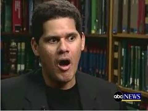 Reggie Fils-Aime's ABC Interview