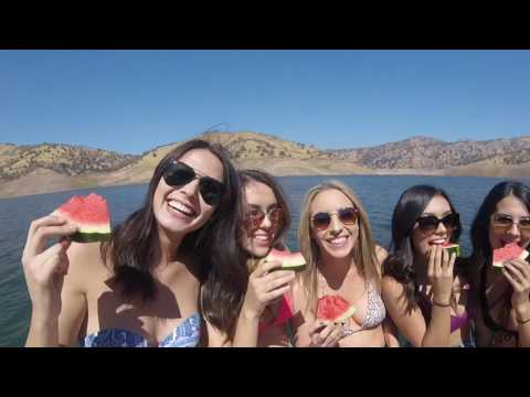 Fresno State Delta Gamma  Recruitment 2016