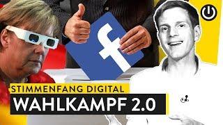 Web Wide Wahlkampf - Wie Parteien online Stimmen fangen | WALULIS