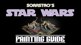 Star Wars Imperial Assault Painting Guide Ep.9: Nexu