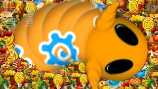 WormsZone.io Trolling Slither Snake Top 01 Best World Record Epic WormsZoneio Gameplay #300