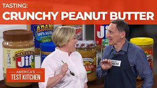 The Best Peanut Butter for Crunchy Peanut Butter Lovers