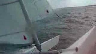 Dart 18 Sailing on the Solent