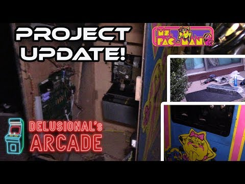 Ms. Pacman Project Update [November 2019]