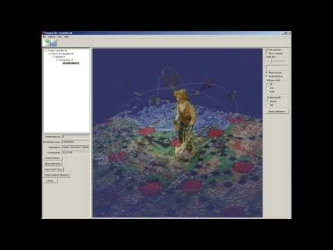 3D Model From Photos - Testing Free Software Regard3D
