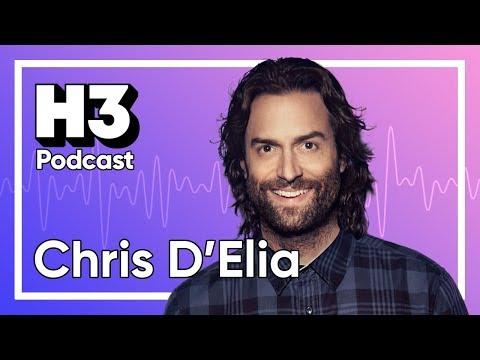 Chris D'Elia - H3 Podcast #103