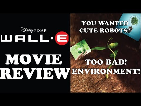 Wall-E Review   An Agenda To the Face