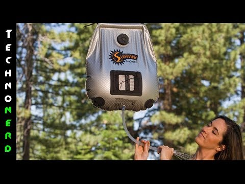 5 Amazing Solar Powered Camping Gear on Amazon