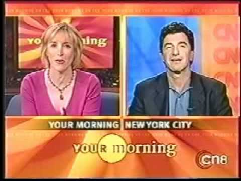 Interview with T Harv Eker: CN8 Your Morning