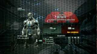 Crysis 3 decouverte gameplay multi ps3 commentée