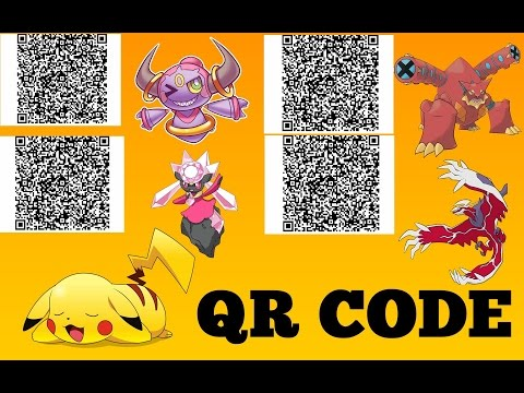 Tuto pokemon : avoir hoopa volcanion facilement sans powersave !! XY ROSA