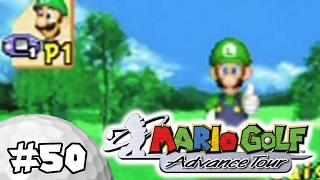Mario Golf Advance Tour Walkthrough Part 50: Unlockaweegie
