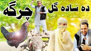 Pashto Funny Video by Charsadda Vines  Da Sada Gull Charga