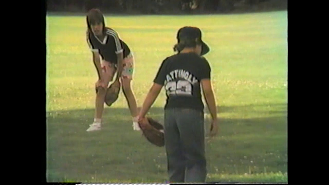 Rouses Point - Mooers PeeWee Softball  7-17-87